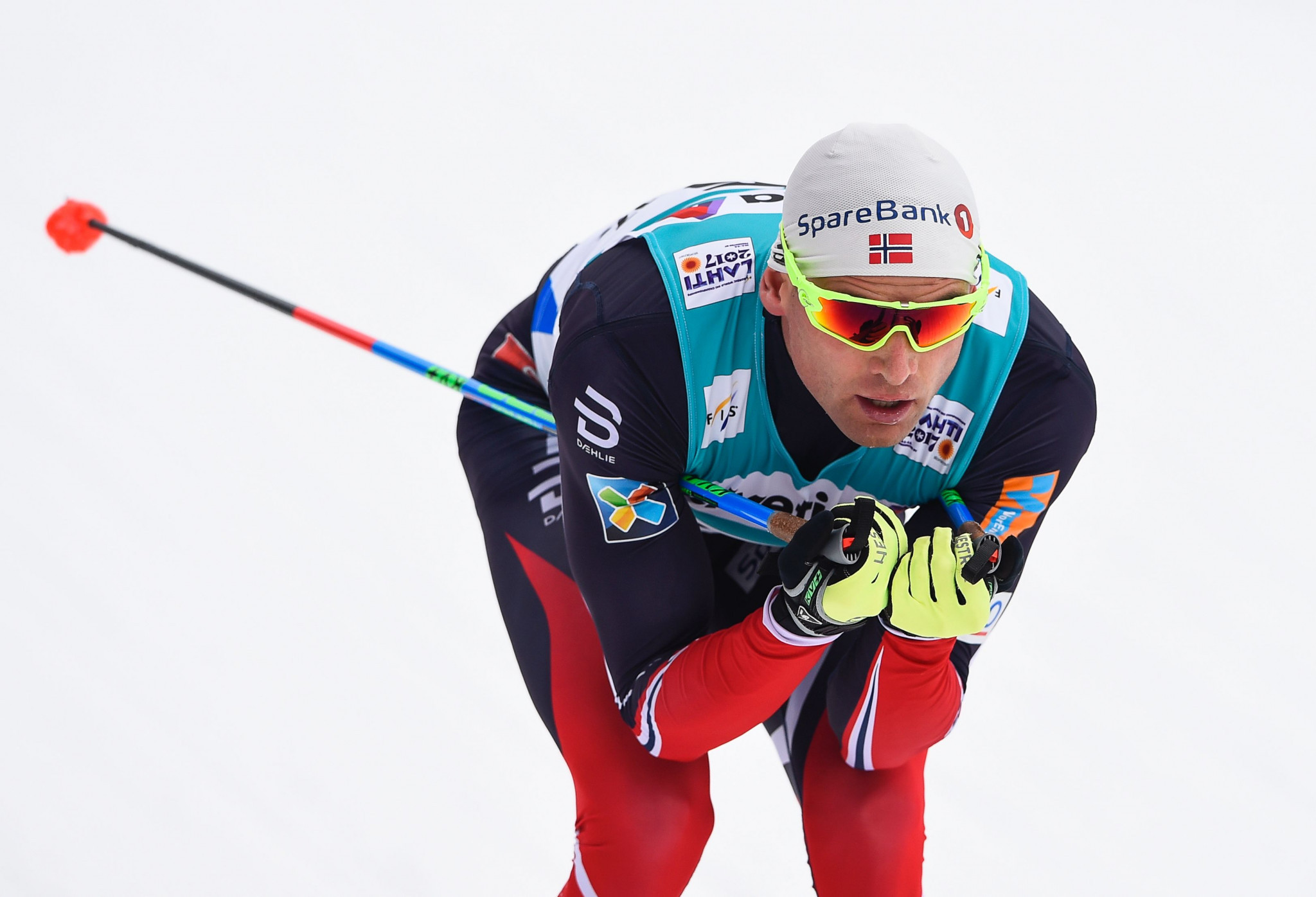 Three-time World Championship medallist Dyrhaug retires from cross-country skiing