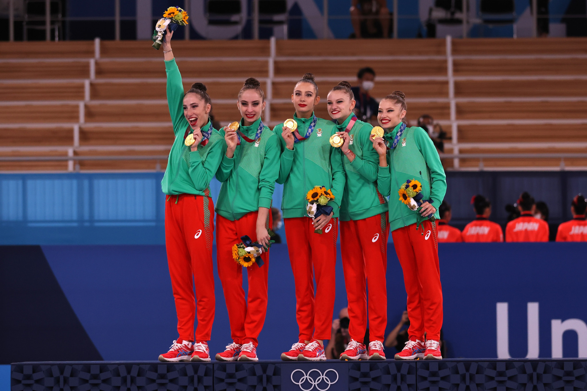 Olympic champions Bulgaria withdraw on eve of Rhythmic Gymnastics World Championships due to Traets injury