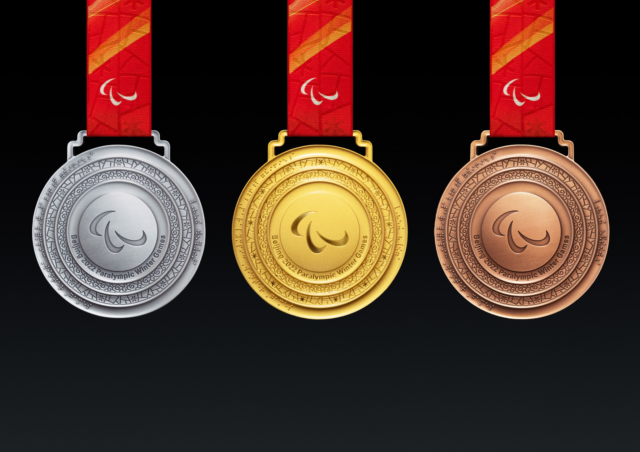 Beijing 2022 celebrates hosting Summer and Winter Olympics in medal design
