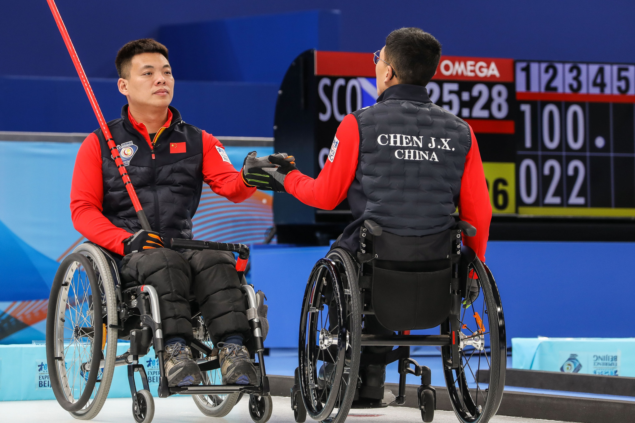 China top World Wheelchair Curling Championship standings after win over Switzerland