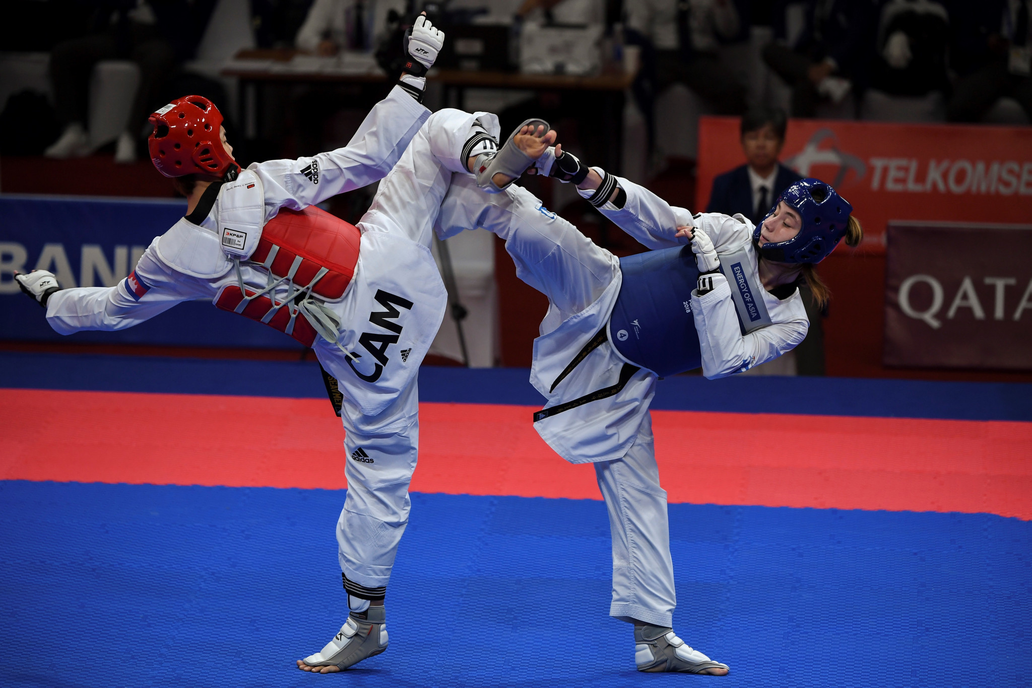 "Cambodian taekwondo head coach targets ""self-reliance"" for martial art"