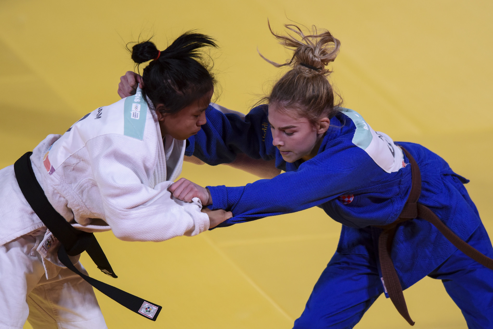 Judo Federation of India agrees partnership with Inspire Institute of Sport
