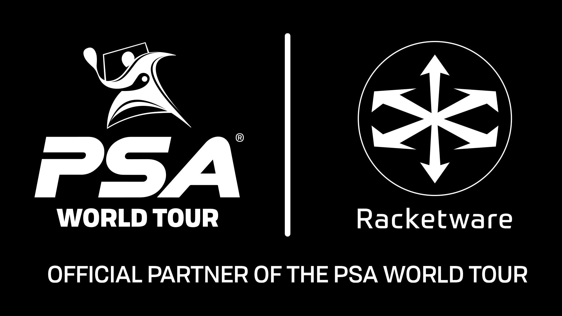 Racketware signs multi-year partnership with Professional Squash Association
