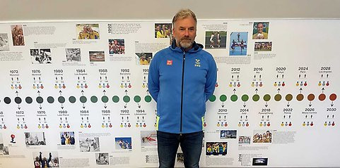 Johan Flodin leaves Norwegian rowing coaching role to join Swedish Olympic Committee