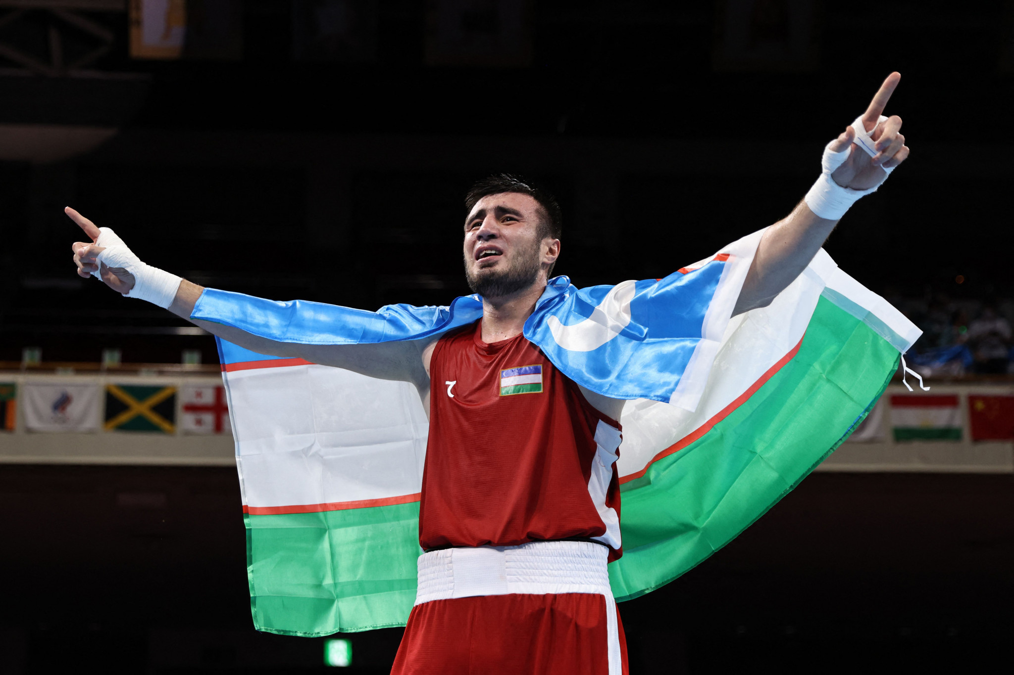 Olympic champion Jalolov among nominees for AIBA Athletes Committee