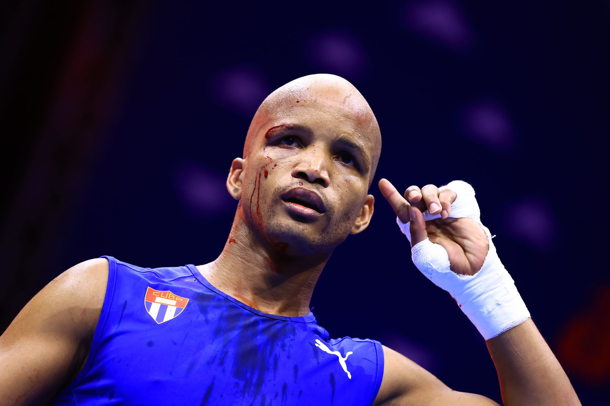 Double Olympic champion Iglesias suffers shock exit at AIBA Men's World Boxing Championships