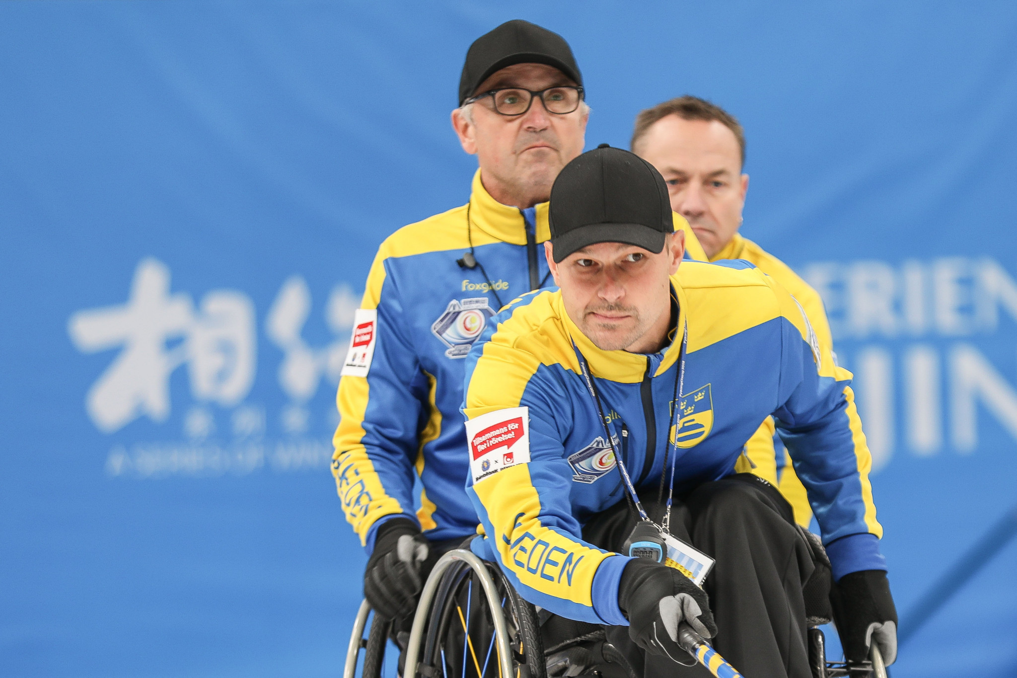 Scotland edge out China to create three-way tie in first at World Wheelchair Curling Championship