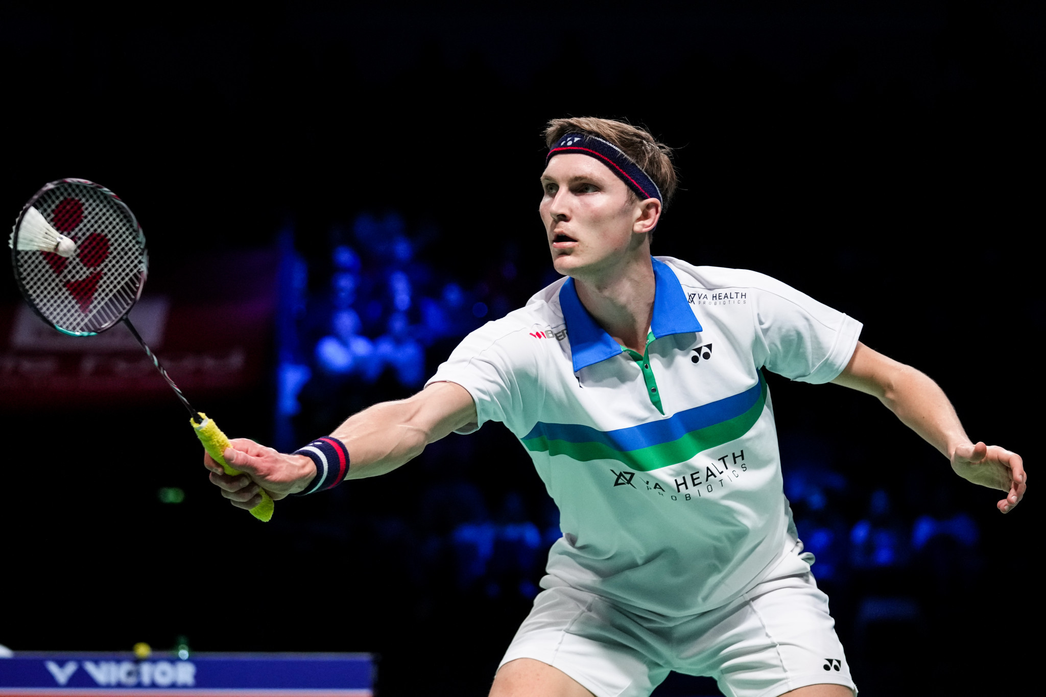 Denmark Open champion Axelsen retires after one point as Kento edges through at French Open 2021
