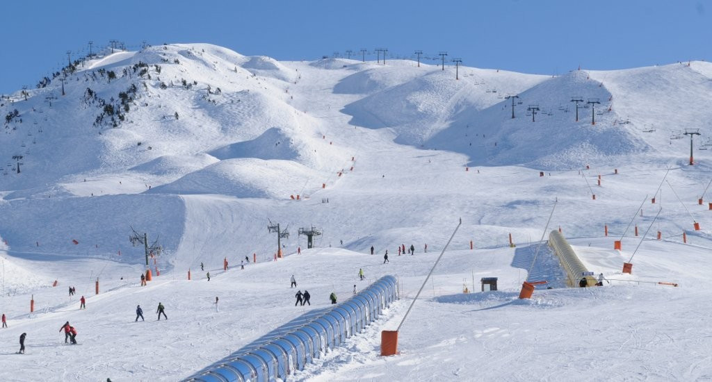 FIS Snowboard World Cup final moved to new location in Spain