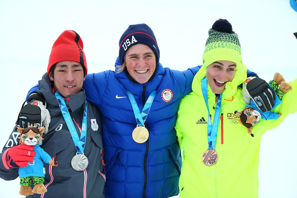 Winter Youth Olympic Games: Day five of competition