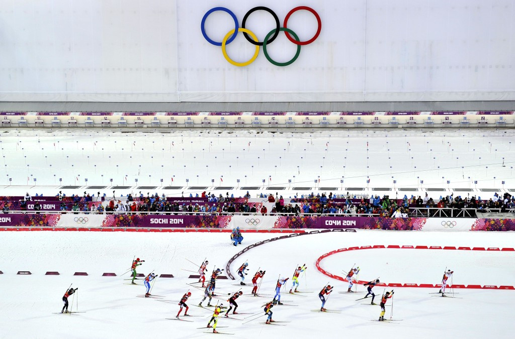 Questions have been raised about the anti-doping system at Sochi 2014 ©Getty Images