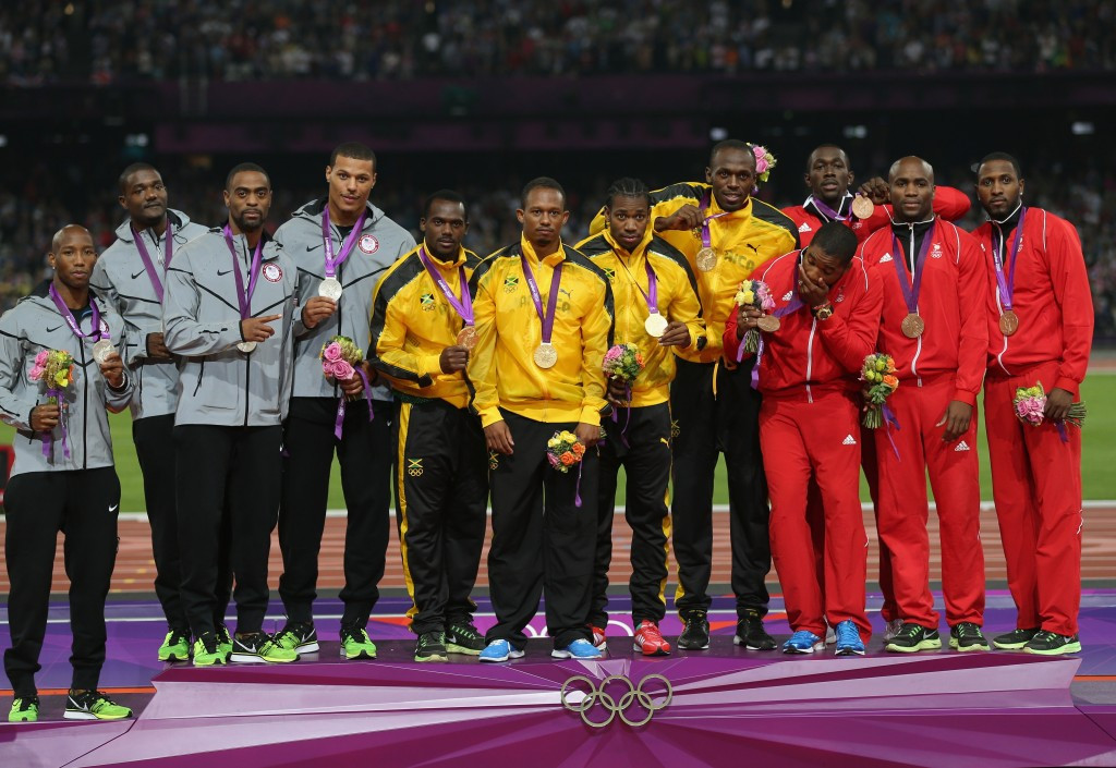 IOC confirm US men's relay team stripped of London 2012 silver following Gay's doping conviction