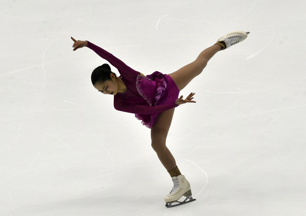 Miyahara skates to first ladies Four Continents Figure Skating Championship title