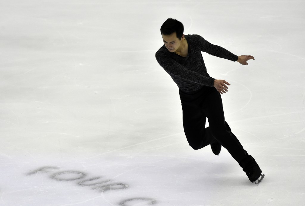 Canada's Chan clinches third men's title at ISU Four Continents Figure Skating Championships