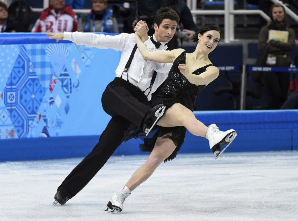 Canadian Olympic skating gold medallists announce comeback for Pyeongchang 2018