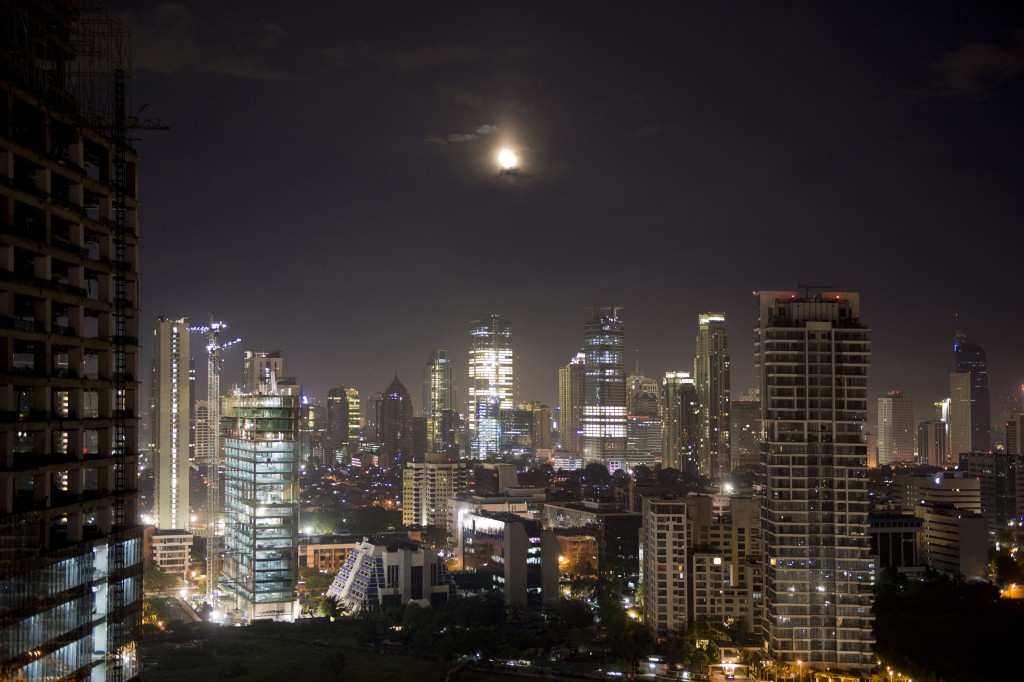 Jakarta was confirmed as the host city for the 2018 Asian Games in October 2014 ©Getty Images
