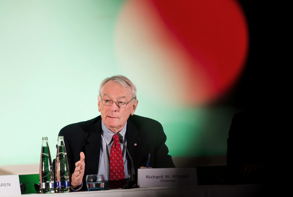 The WADA Independent Commission chaired by Richard Pound raised the possibility of wrongdoing in the 2020 bid race in a footnote to their report ©Getty Images