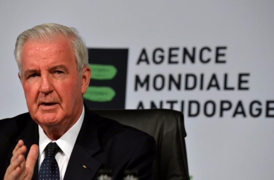 WADA President Sir Craig Reedie believes the ball is