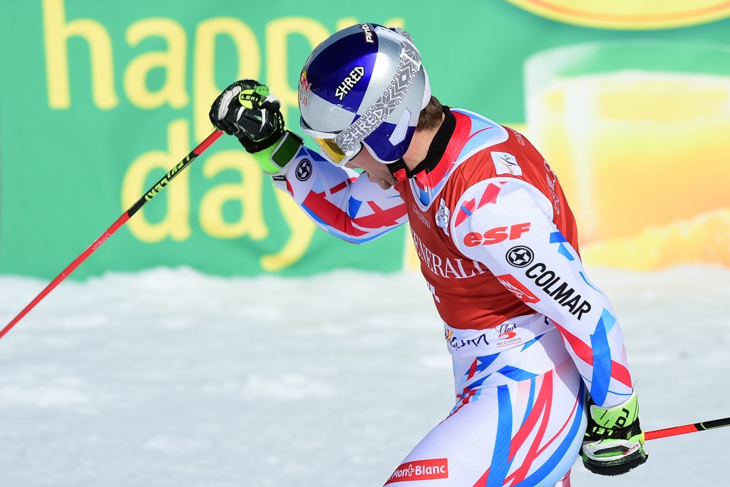 Pinturault wins fourth consecutive giant slalom as Hirscher closes in on overall title
