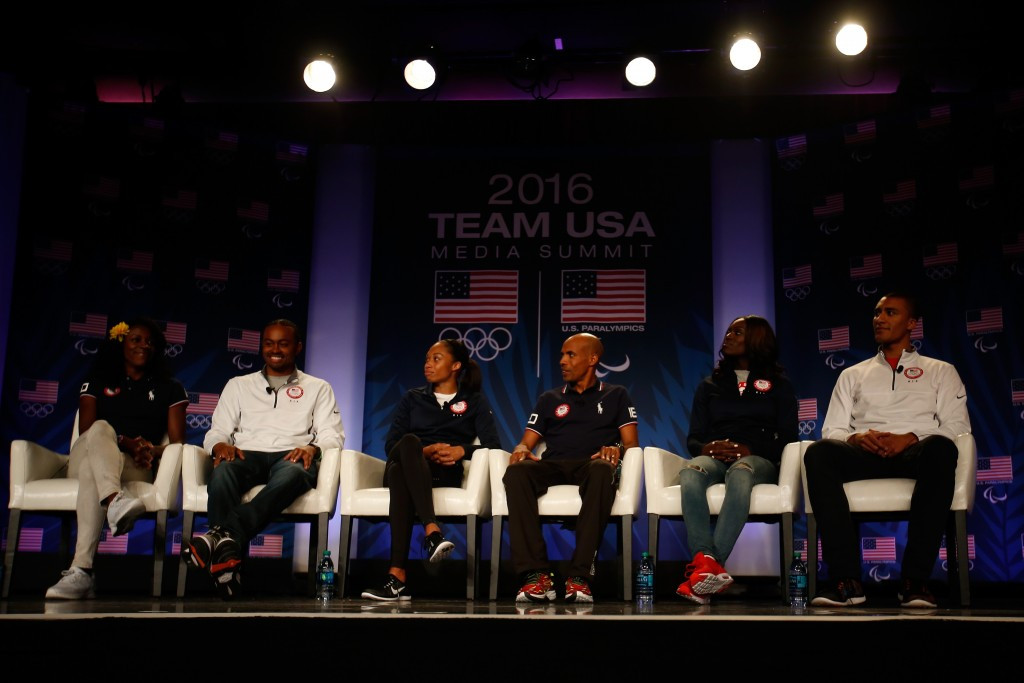 Montaño calls for USOC not to pick drug cheats Gatlin and Gay for Rio 2016
