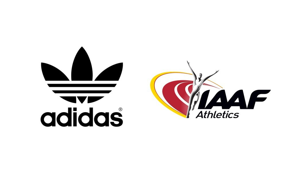 IAAF commercial partners Dentsu have negotiaged a compromise deal with multi-million dollar spnsors Adidas ©Getty Images