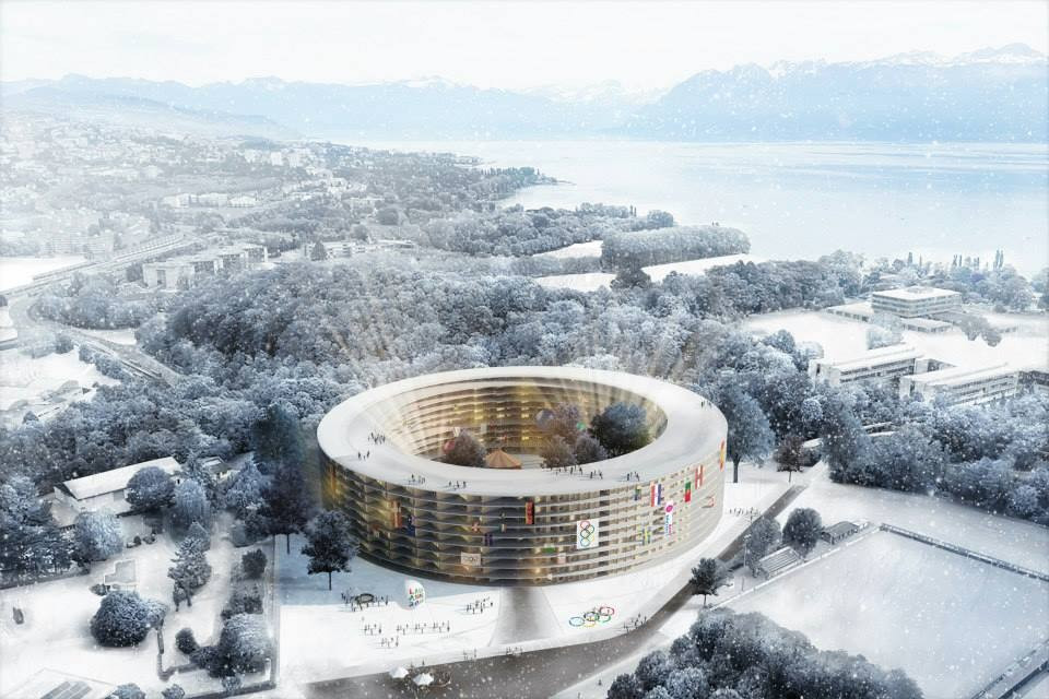 Lausanne will play host to the Winter Youth Olympic Games in 2020
