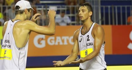 Poland are represented in both the men's and women's finals ©FIVB
