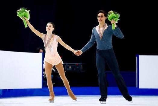 Czech Republic duo earn pairs title at ISU World Junior Figure Skating Championships