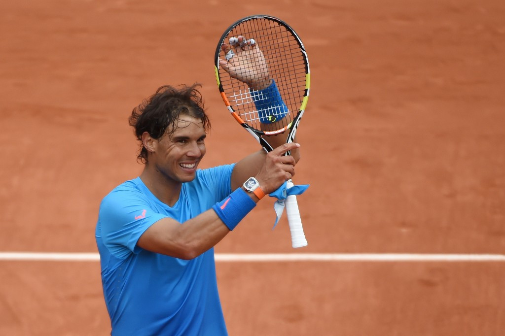 Nadal begins quest for 10th French Open title with regulation win
