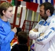 Italy's Beatrice Vio extended her unbeaten run to nine competitions following her latest victory at the IWAS Wheelchair Fencing World Cup in Eger, Hungary ©IWAS