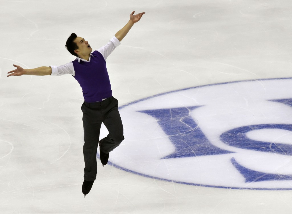 Chan to make decision on Pyeongchang 2018 after World Figure Skating Championships in Boston