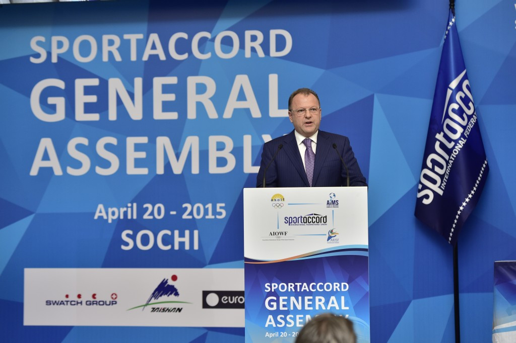 Exclusive: SportAccord set to lose three-quarters of income over two years