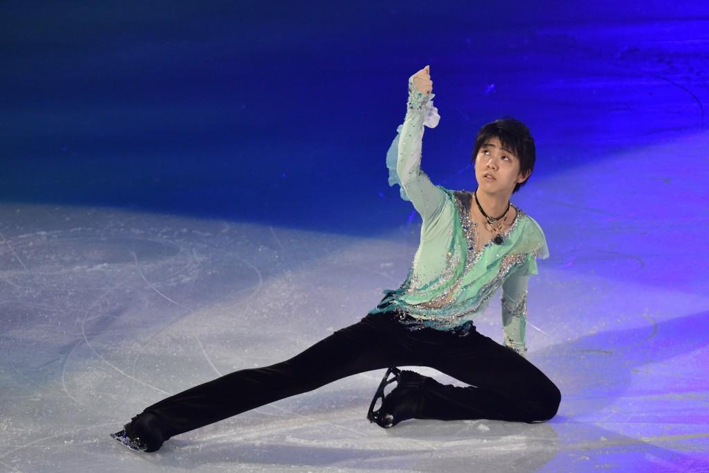 Olympic champion Hanyu seeks to dethrone Fernandez at ISU World Figure Skating Championships