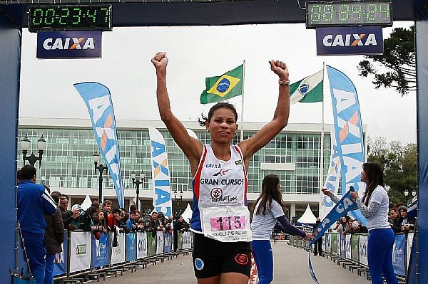 Sueli Pereira Silva will miss the marathon at Rio 2016 after being banned for four years following a positive test for EPO ©CBAT