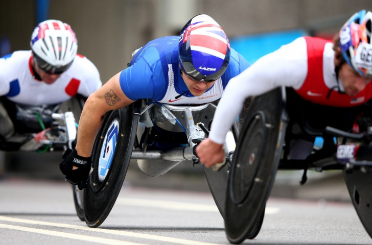 David Weir's six-strong Paralympic gold medal haul is also recognised in the orchard