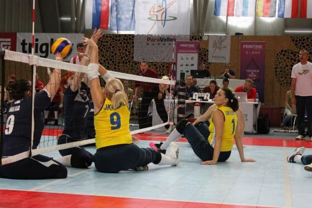 European women's silver medallists Russia qualified for Rio 2016 along with their male counterparts ©World ParaVolley