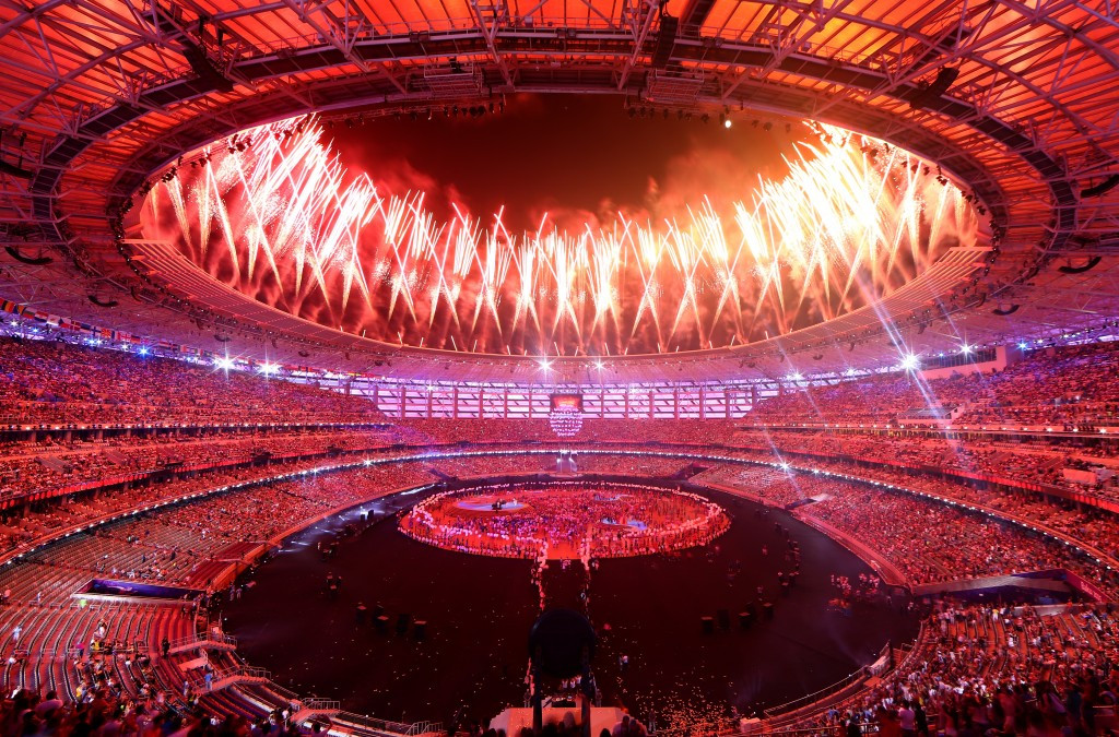 The European Games were expected to be held in Russia in 2019 to follow the successful first edition in Baku ©Getty Images