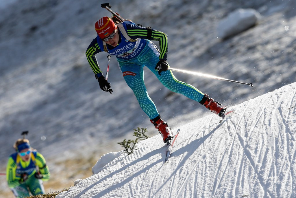 The International Biathlon Union had previously announced it was delaying the possible suspensions for Ukrainians Olga Abramova and Artyom Tyshchenko due to the question marks on meldonium leaving the body ©Getty Images