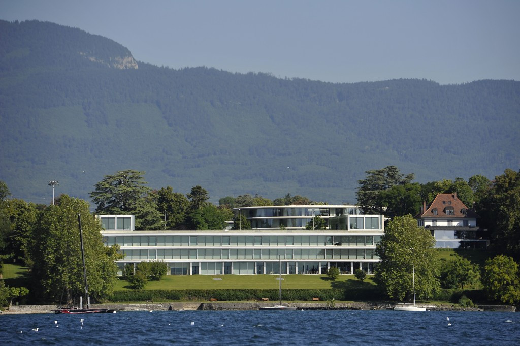 Swiss police raid UEFA in connection with contract uncovered in Panama Papers