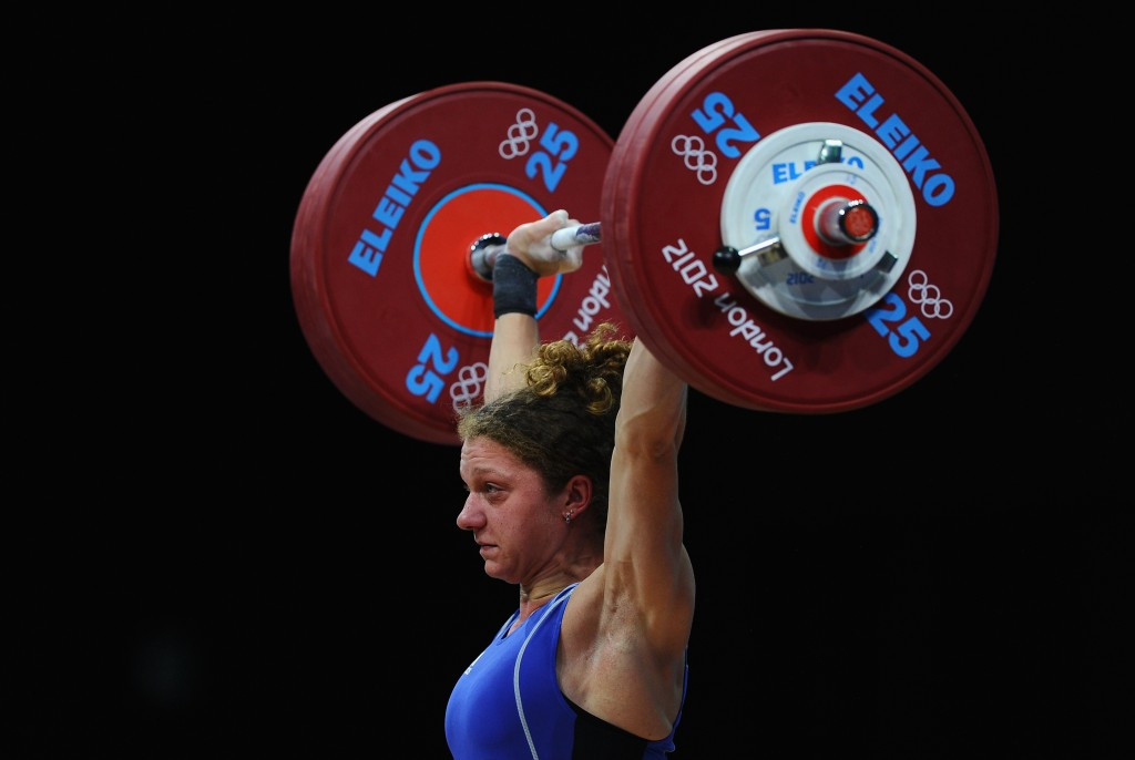 Bulgarian weightlifters have been banned from Rio 2016