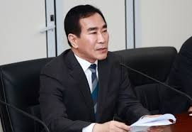 Pyeongchang 2018 secretary general Yeo Hyung-koo announced the ticket prices today ©Pyeongchang 2018