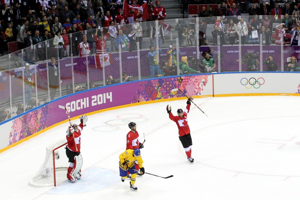 The most expensive sports competition ticket at Pyeongchang 2018 will be the men's ice hockey gold medal match, which is expected to attract wide interest from North American fans ©Getty Images