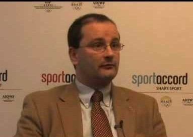 """Exclusive: Baumann vows to lead Olympic and non-Olympic sports through period of """"re-alignment"""" if elected SportAccord President"""