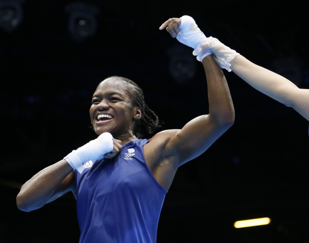 Olympic flyweight champion Nicola Adams is one of the ambassadors of the 2016 AIBA Women's World Boxing Championships