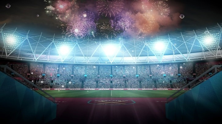 Premier League football club West Ham United will pay £2.5 million ($3.5 million/€3.1 million) a year to rent the Olympic Stadium built for London 2012 ©WHUFC