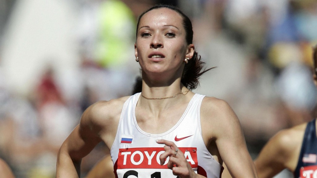 Tatyana Andrianova has been allowed to keep her 2005 World Championships bronze medal and had a two-year ban annulled by CAS ©Getty Images
