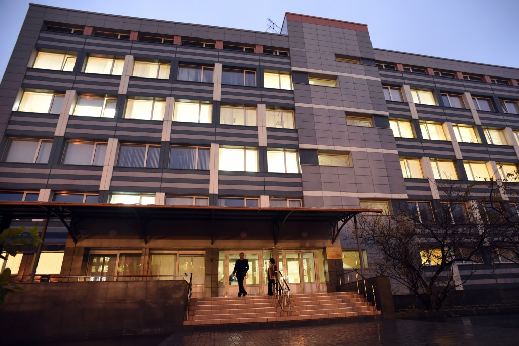 The Moscow Laboratory was initially suspended in November