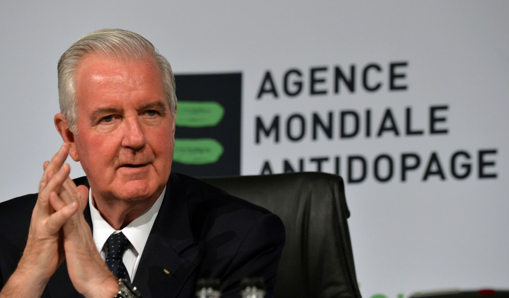 WADA President Sir Craig Reedie has defended WADA's actions following its meldonium clarification ©Getty Images
