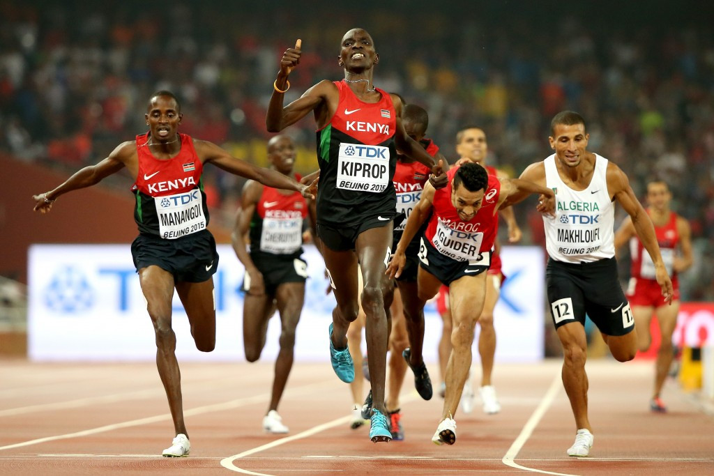 Kenya has a proud history in middle and long distance running