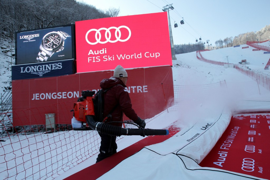 Following Pyeongchang 2018 and Beijing 2022, the SOV believe Switzerland's winter sport industry could be boosted by increased interest from the Asian market should they host the Games